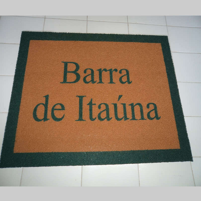 BARRA TAPETE PERSONALIZADO Tapetes