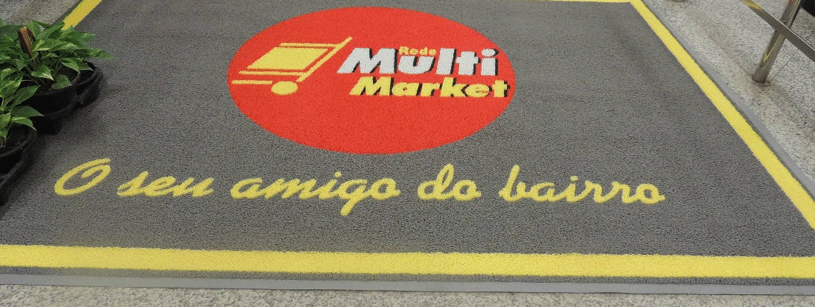 TAPETE PARA A REDE MULTI MARKET